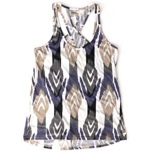 Volcom V.Co-Logical Twisted Racerback Tank Top